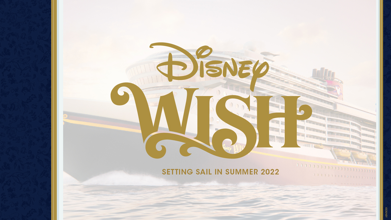 Disney Cruise Line Unwraps Never-Before-Seen Video of its Next Ship, the Disney Wish News 1