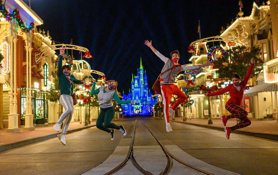 Where To Tune-In to Disney Holiday Programming All Month Long News 2