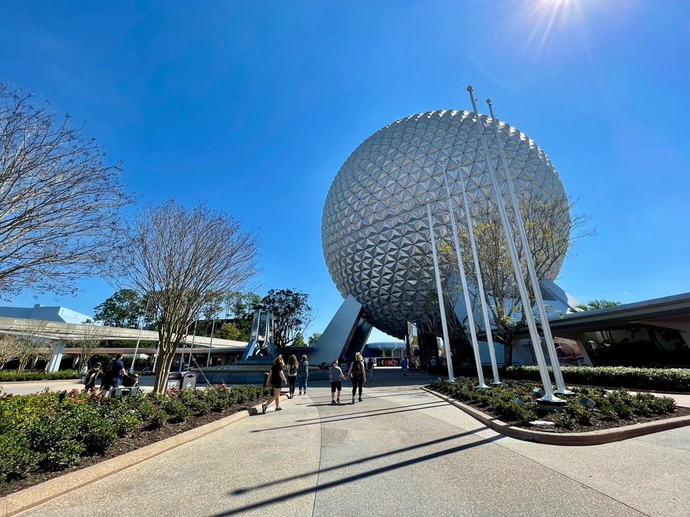 Ultimate Guide To Epcot at Disney World Epcot 2