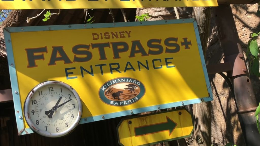 Animal Kingdom FastPass+ Strategies and Tips 7