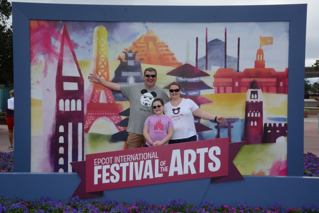 Complete Guide : Epcot Festival Of The Arts 7