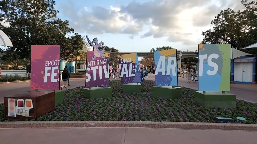 Complete Guide : Epcot Festival Of The Arts 3