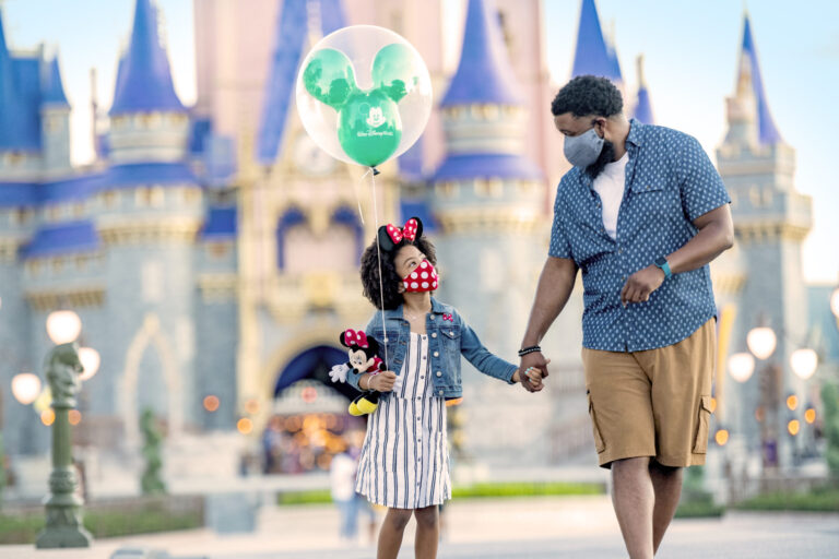 Florida Residents Can Start 2021 with Special Offer for Walt Disney World Resort Theme Parks