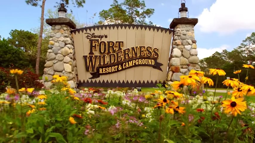 Cabin's at Disney's Fort Wilderness Review 1