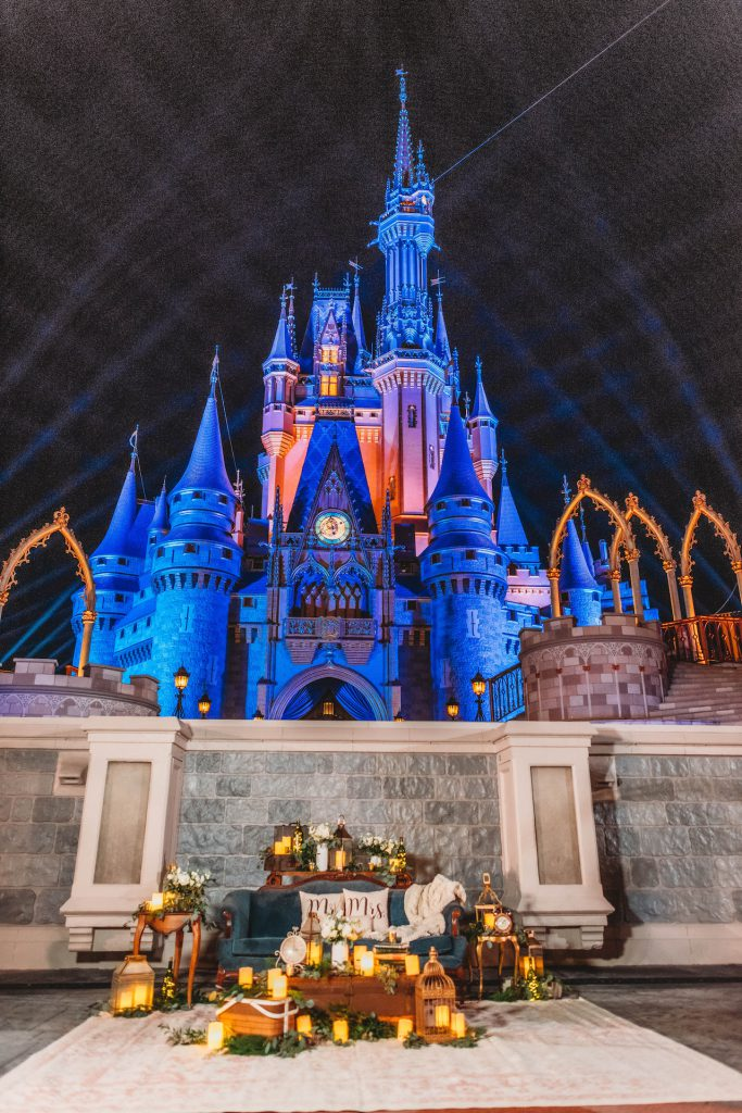 Jordan Fisher and Ellie Woods Find Their Own Happily Ever After at Magic Kingdom Park 5