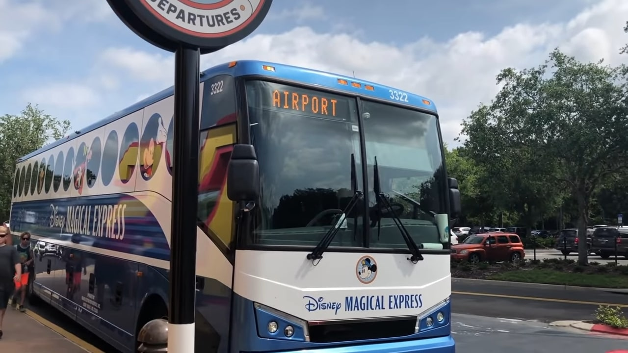 Disney's Magical Express Luggage Service Suspended on July 16th 1
