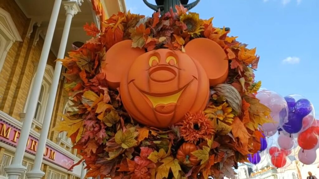 Mickey's Not So Scary Halloween Party Guide 1