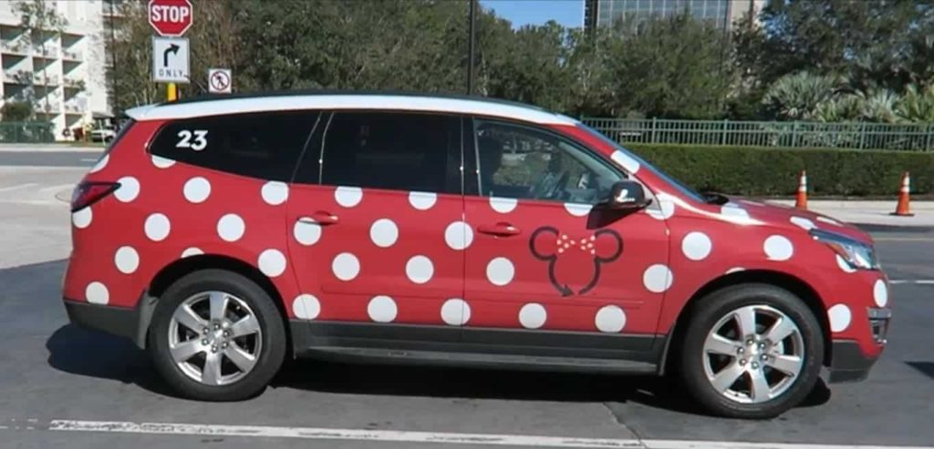 Disney World Minnie Vans : Cost Comparison and Review 2