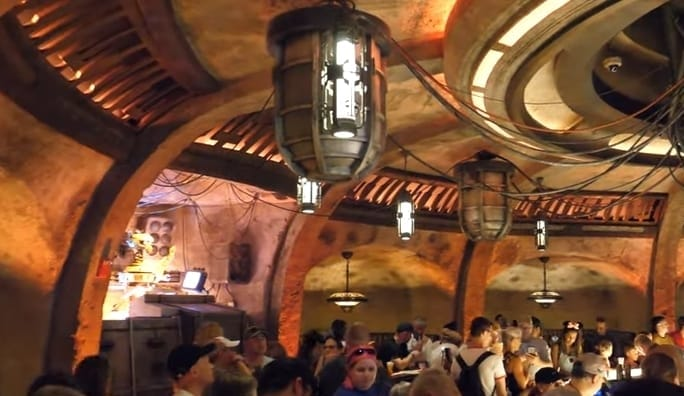 How Do I Make Reservations for Oga's Cantina? Hollywood Studios 3