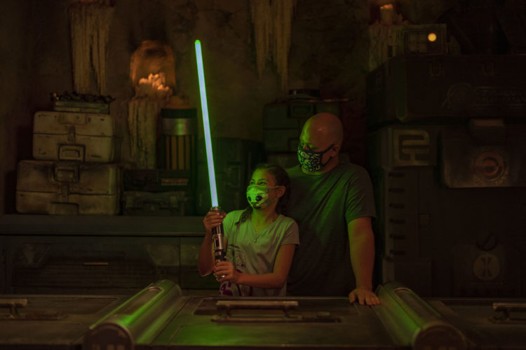 Ultimate Guide to Savi's Workshop (Lightsabers, How Much, & Tips) Hollywood Studios 6