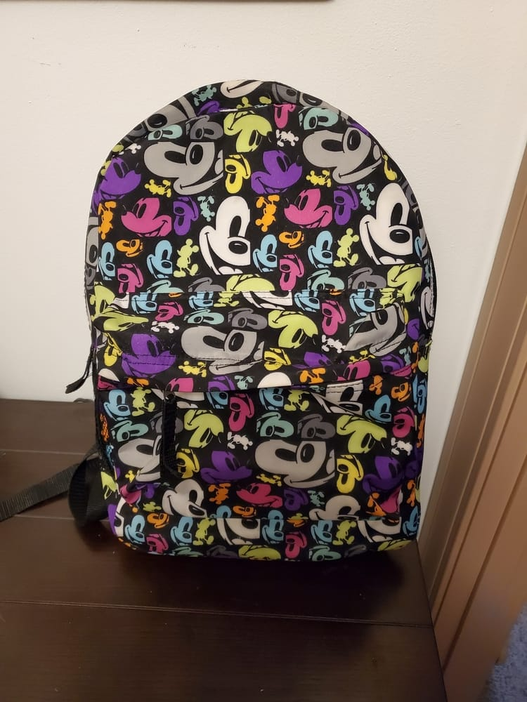 What To Pack In Your Disney World Park Bag Tips 4