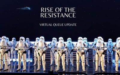 Rise of the Resistance Virtual Queue Update at Disney's Hollywood Studios