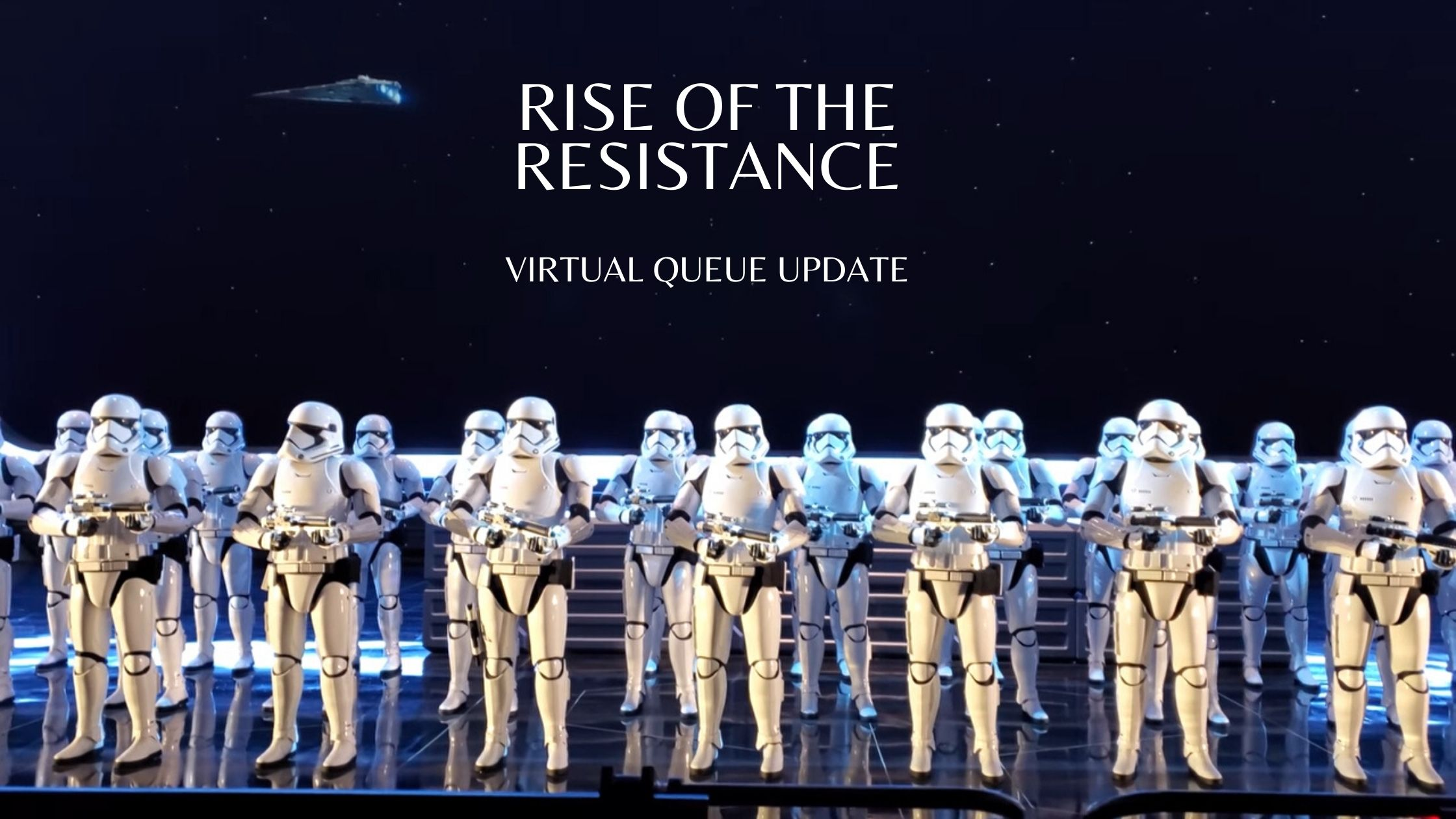 rise of the resistance updates