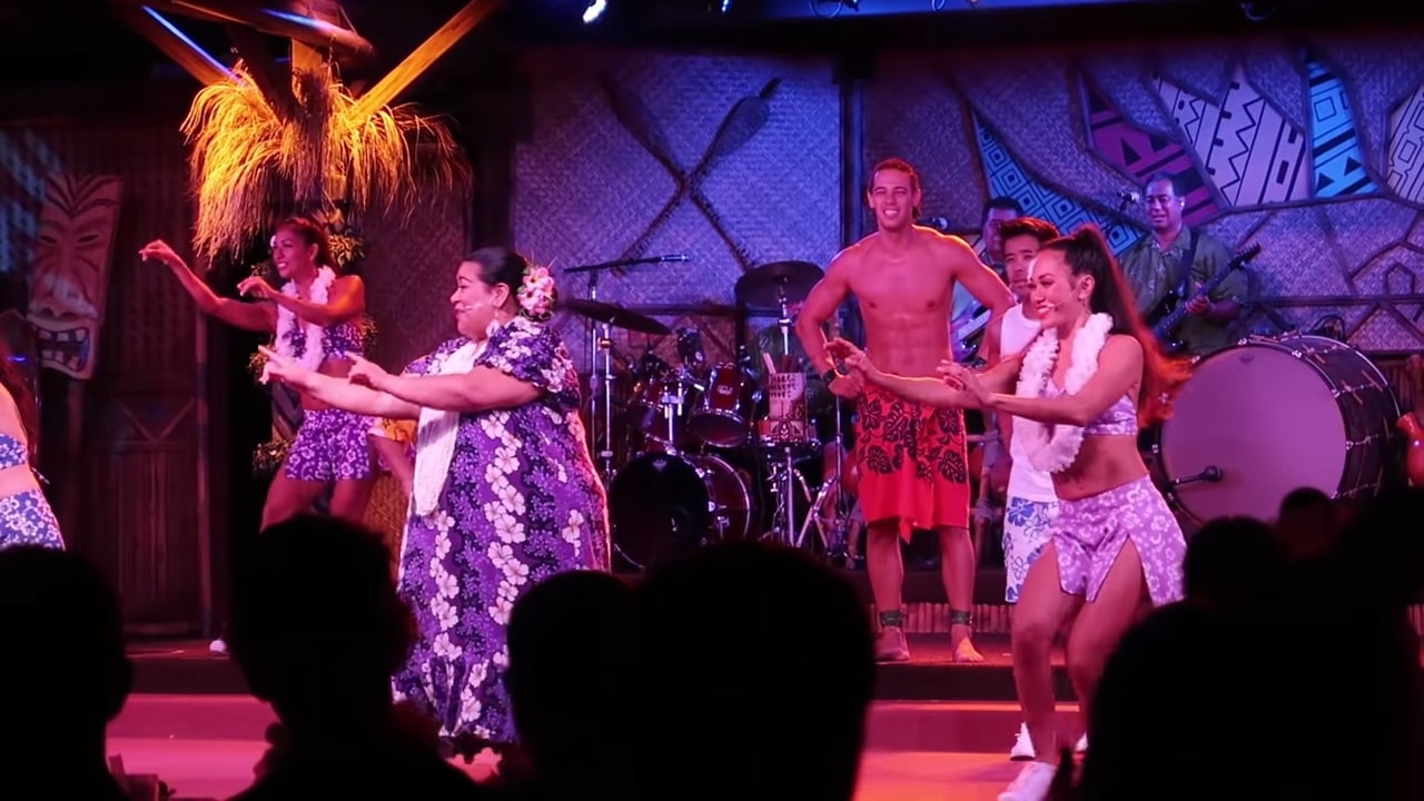 Top Dinner Shows at Disney World Dining 1