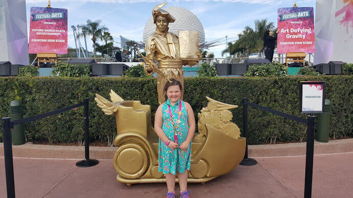 Complete Guide : Epcot Festival Of The Arts 10