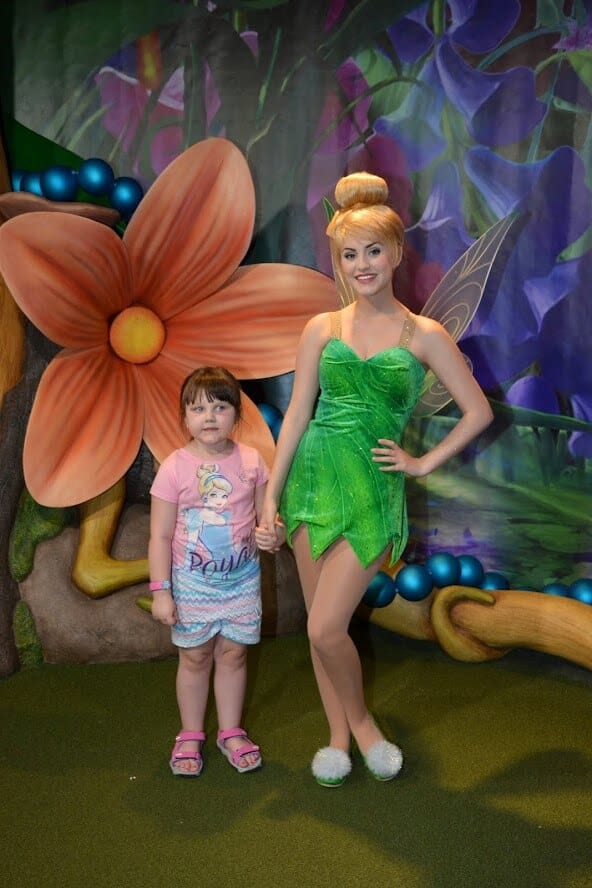 tinkerbell town square theater