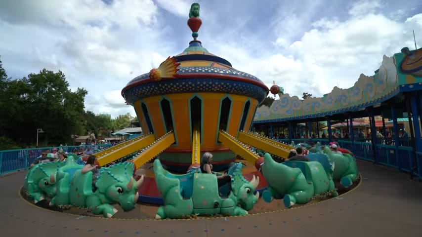 Complete Guide To Disney's Animal Kingdom Attractions and Rides 16