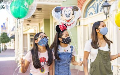 Walt Disney World Policy For Face Coverings Updated