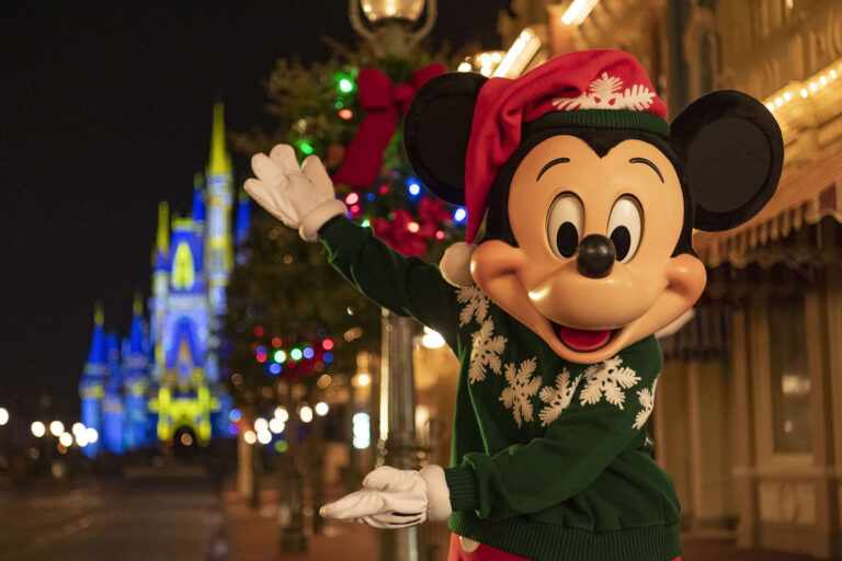 Walt Disney World Resort Reimagines Holiday Traditions in 2020